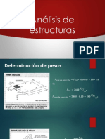 4.1 Análisis de Estructuras Principios