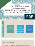 EFL in  CHINA