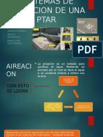 SISTEMAS DE AIREACION DE UNA PTAR.pptx