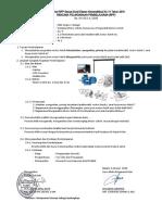 6. Model Format RPP IML  Sesuai Surat Edaran Kemendikbud No 14 Tahun 2019
