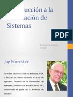 DEFINICION DE SISTEMAS- Dinamica de Sistemas