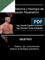 Clase 5.3. Fisiología Respiratoria