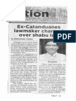Philippine Star, Mar. 12, 2020, Ex-Catanduanes lawmaker charged over shabu lab.pdf