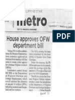 Philippine Star, Mar. 12, 2020, House approves OFW department bill.pdf