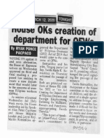 Peoples Tonight, Mar. 12, 2020, House OKs creation of department for OFWs.pdf