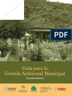 Guía para la Gestión Ambiental Municipal