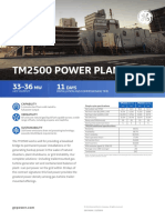tm2500-fact-sheet-product-specifications
