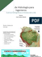 Curso Hidrologia-Cuenca y Taller 2019