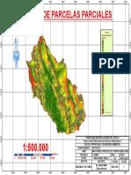 mapa de areas parciales