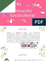Animación sociocultural y pueblos magicos