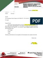 Format Surat Izin Individu ALOT
