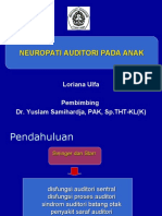 Neuropati Auditori