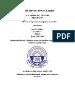 cars24 internship report finalxxxxx