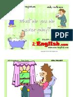 flash cards για την καθημερινότητα