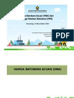 Presentasi HBA HPB