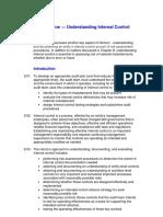 GTHW 2010 Chapter 9 Understanding Internal Control