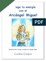 Material - Protege te energia con el arcangel Miguel