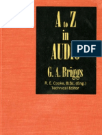 Briggs 1961 a to Z in Audio