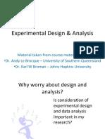01 Experimental Design  Analysis-rev