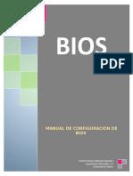 Manual configuración bios