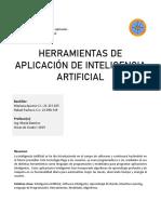 Informe Herramientas para IA