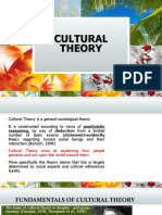 Cultural Theory-Introduction to culture edited-v1 [Autosaved]
