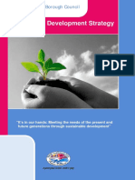 Sustainable Development Strategy - Borough of …