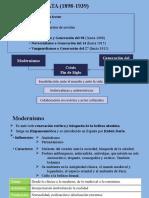 Tema 4.Modernismo y Generación del 98.odp