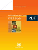 Investment Policy Review - Vietnam 2008 - by United Nation