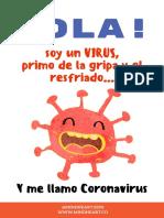Coronavirus Para Niños
