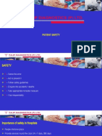 Patient Safety Presentation