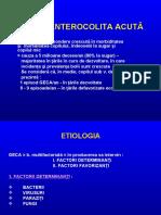 GASTROENTEROCOLITA ACUTA