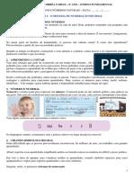 1º BIMESTRE - NUMEROS E OPERAÇÕES - SND E NÚMEROS NATURAIS