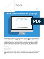 obedalvarado.pw-FullCalendar con PHP y MySQL