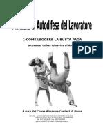 Manuale di Autodifesa Tlc