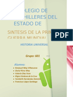 Hist. Univ. EMV