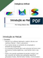 2 - Introdução ao MatLab 2015 IA