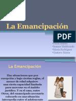 diapositivas de emancipacion (civil)