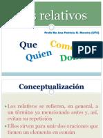 Apresentacao LOS RELATIVOS CON ACTIVIDADES.pdf