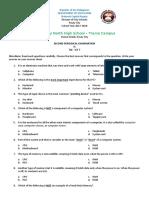 2nd periodic exam