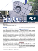 System Effects_ Getting the Best out of your Blower