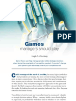 Games Managers