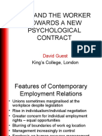 Psychological Contract ppt