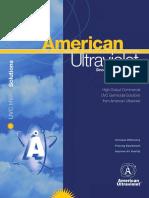 American UV - UV for HVAC Brochure