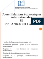 relations économiques internationales - Copie S6