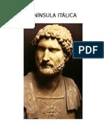 3.4 Península Itálica - Etruscos