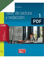 Taller de lectura y redaccion - Zarzar Charur, Carlos