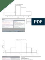 estadística descriptiva gráficos del informe