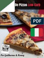 eBooks De Pizzas Low Carb Do Senhor Tanquinho v2