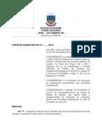 Correições-2014-Modelos-de-Portaria-Administrativa-Edital-de-Correição-Termo-da-Audiência-Pública-e-Ata-de-Correição